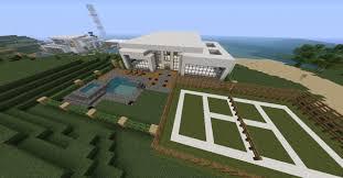 minecraft modern house map 1 8 1 7 10 1 7 2 1 6 4 minecraft