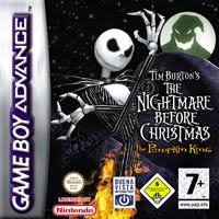 the nightmare before the pumpkin king