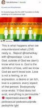 Love Blind Definition Kyle Mcdorman Sexualiy 1d Loveislove Stopthehate I U0027m Honestly