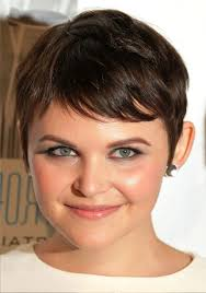 pixie cut for round faces hairstyle picture magz