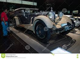 luxury mercedes sport luxury car mercedes benz typ ss super sport 1930 editorial