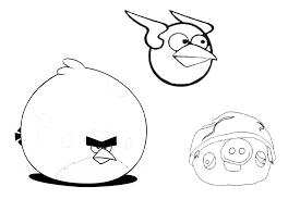 printable coloring pages angry birds space gekimoe u2022 114082