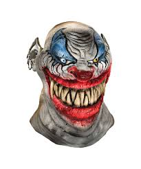 halloween mask clown chopper clown mens mask men costume