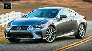 lexus sedan 2016 2016 lexus rc 300 awd luxury sport sedan exterior design and test