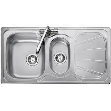 Kitchen Sink Top Top Stainless Steel Kitchen Amusing Kitchen Sink Brands Home