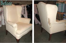 how to cover a chair modest maven vintage blossom wingback chair