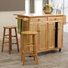 Kitchen Movable Island by Kitchen Portable Island For Kitchen With Imposing The