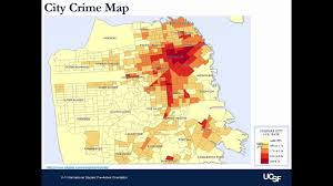 Sf Crime Map Ucsf Isso F 1 Orientation Housing In Sf Bay Area Youtube