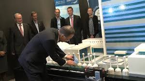 new lego model of united nations headquarters unveiled youtube
