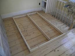 15 bed frame 6 steps with pictures