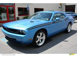 Dodge Challenger 2010 - 2010 b5 blue pearlcoat dodge challenger r t classic 33081940