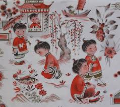 asian wrapping paper 107 best vintage wrapping paper images on vintage