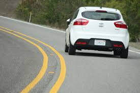 review 2012 kia rio 5 door the truth about cars