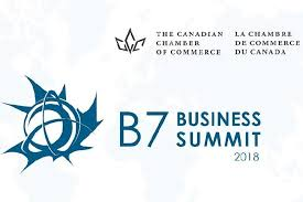 chambre commerce canada b7 co chairs announced by canadian chamber of commerce global