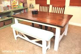 diy farm table plans diy dining room table awesome 40 diy farmhouse table plans ideas