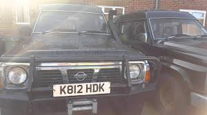 nissan patrol 1990 modified nissan safari td42 4 2 diesel y60 patrol gq youtube