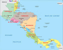 Blank Political Map by Honduras Map Blank Political Honduras Map With Cities