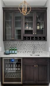 gray brown stained kitchen cabinets what are shaker kitchen cabinets and why are they so popular