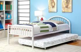 Metal Bed Frames Single by Furniture Of America Spectrum Single Arc Metal Bed