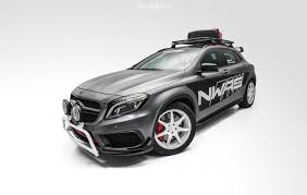 mercedes amg logo nwas rally inspired gla45 amg promo car mercedes gla forum