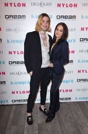 kelli berglund at nylon s it party at the highlight room in
