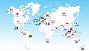 Lithuania World Map by Sterling Abrasives U2013 Contact Us