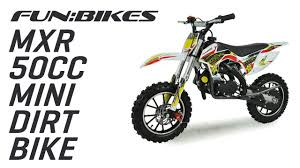 50cc motocross bike funbikes mxr 50cc 61cm rockstar mini dirt bike on vimeo