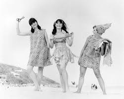 of the dresses this paper clothing trend of the 1960s was the early version