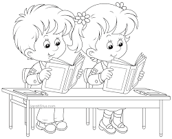 Coloring Page Of A School Coloring Pages School Vitlt Com by Coloring Page Of A School