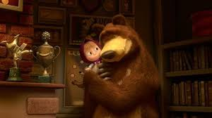 masha bear netflix