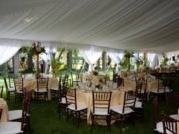 linens rental wedding with tent liner aays event rentals