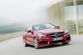 mercedes class e 2014 2014 mercedes e class coupe and cabriolet facelift released