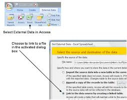 using access to combine multiple excel files method 1 u2013 bacon bits