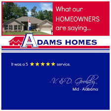adams homes home facebook