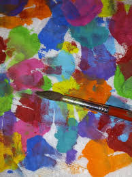 quick tip mixing colors with watercolor paints