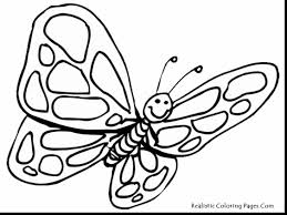excellent preschool butterfly coloring pages with coloring pages