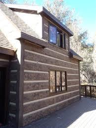 betterthanlogs concrete log siding ideas for our log home