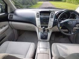 lexus rx 400h se cvt hybrid review lexus rx 400h 3 3 se cvt 5dr hybrid 11 months mot fsh 07908114441