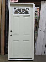How To Hang A Prehung Exterior Door Prehung Front Door Decoration Amazing Prehung Exterior Doors How