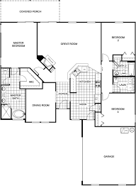 1 story floor plans wyngate forest community in jacksonville florida