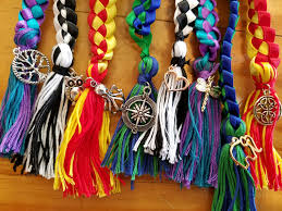 handfasting cords colors diy finished our woven handfasting cords