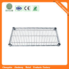 Commercial Wire Shelving by China 6 Tiers Epoxy Coated Commercial Wire Shelving China