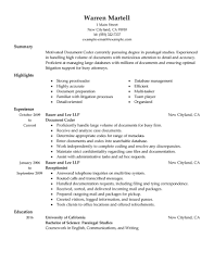 hr generalist resume sample database specialist resume free resume example and writing download