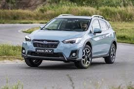 subaru xv crosstrek body kit subaru xv 2 0i lineartronic 2018 review autocar