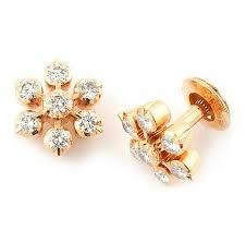 ear studs designs pin by renuka nandyala on jewellery ear rings