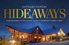 cottage country allair media cottage country hideaways