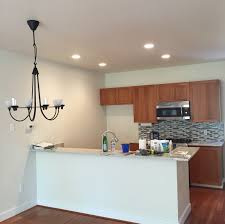 Painting The Kitchen Project Gallery V Royal T Property Services Llc