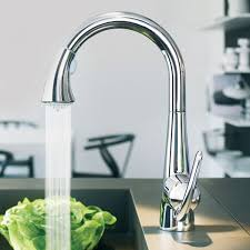 grohe kitchen sink faucets the grohe kitchen faucets in the stores costa home