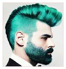 mens quiff haircut along with crazy men hair color u2013 all in men