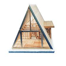 a frame cabins kits educational kits balsatron inc